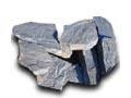Štiepaný kameň modrý